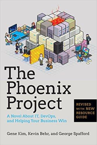 Tech Book, The Phoenix Project